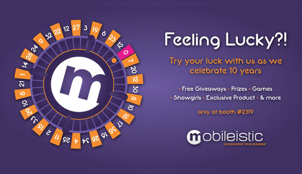 Mobileistic Feeling Lucky Design