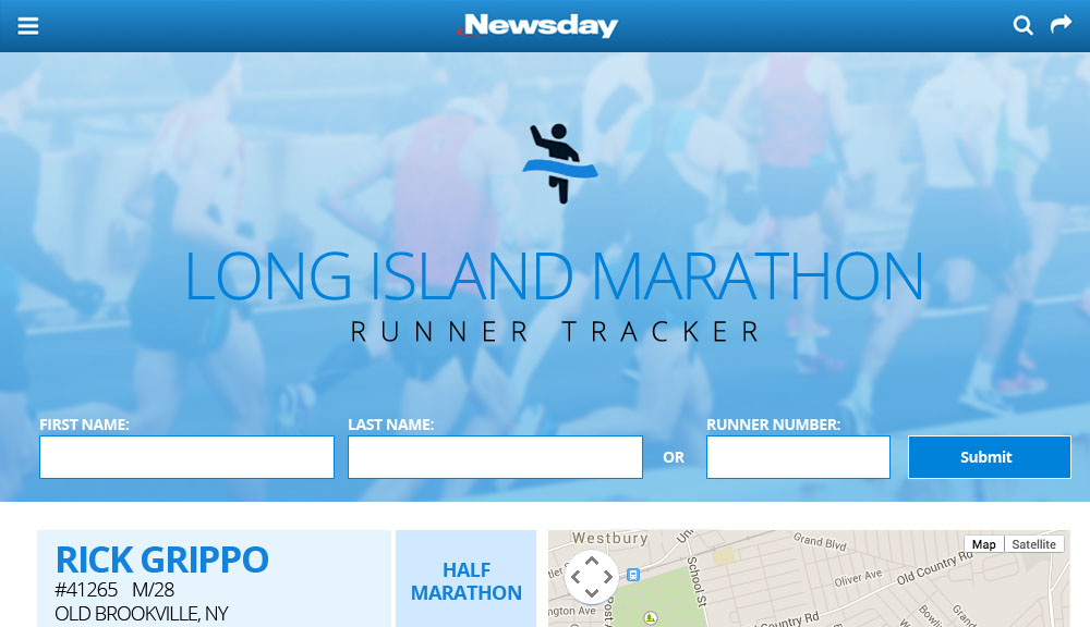 Newsday Marathon Tracker Preview