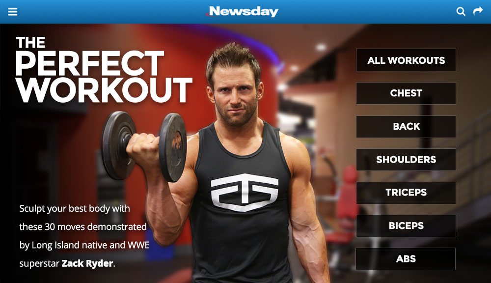 Newsday Perfect Workout Preview