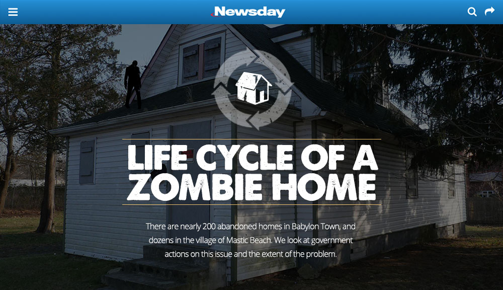 Newsday Zombie Home Preview
