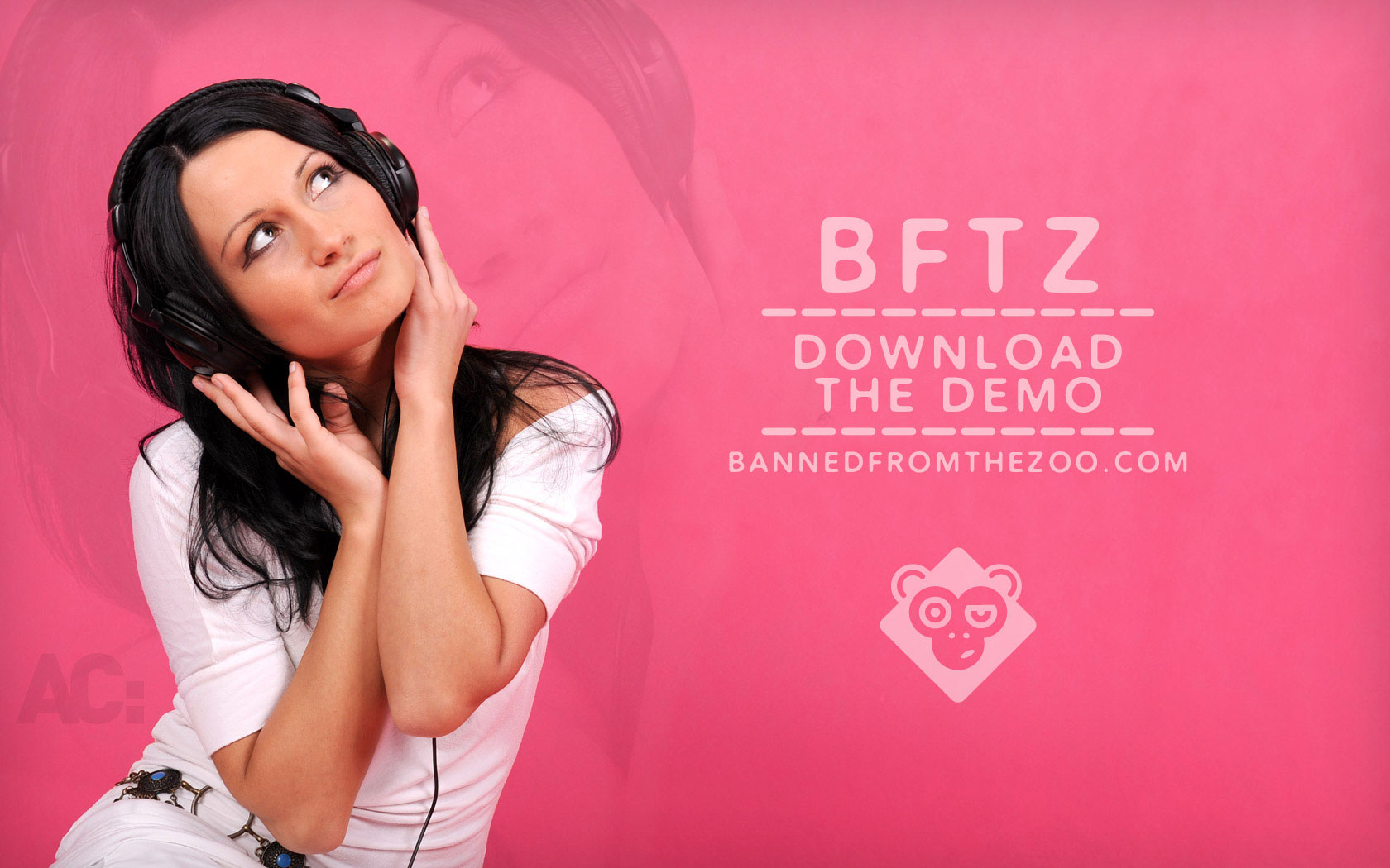 acarrozzo Wallpaper Design - BFTZ - Banned from the Zoo Demo Girl