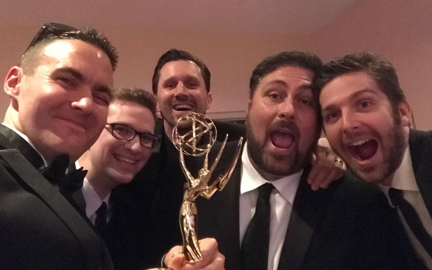 Anthony Carrozzo and Newsday team win an Emmy for Multimedia